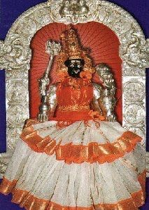 PURUHUTIKA DEVI, Pithapuram (Andhra Pradesh)  Pithapuram is formerly called as Pithikapuram / Pushkara kshetram in Puranas and Tantras.  The temple of Puruhutika devi is located within the temple campus of Kukkuteswara swamy.