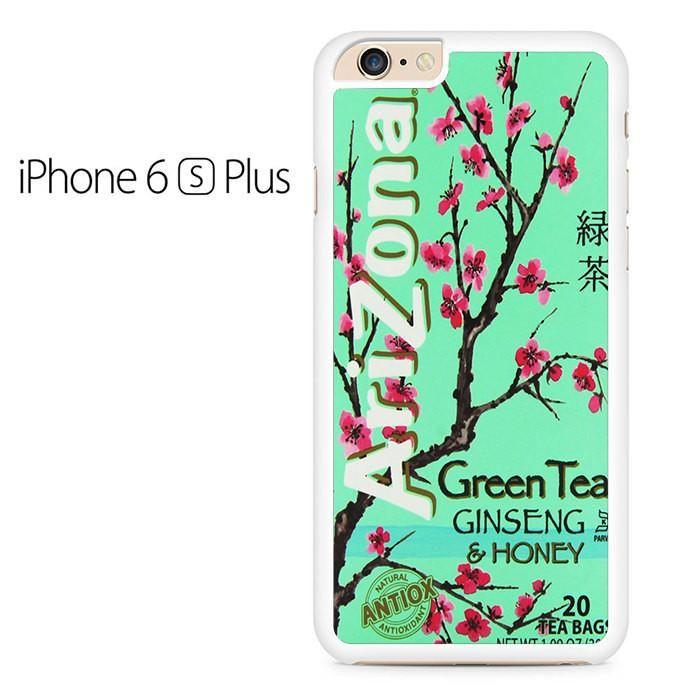 Arizona Green Tea Ginseng And Honey Iphone 6 Plus Iphone 6S Plus Case