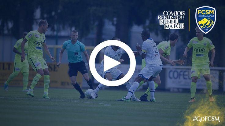 🎥 Découvrez tous les buts de la 3ème rencontre de préparation des Sochaliens.  #FCSMFCA(2-0) ✌️  ► http://www.fcsochaux.fr/fr/index.php/article/10068 …
