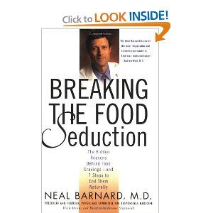 Great book by Dr. Barnard