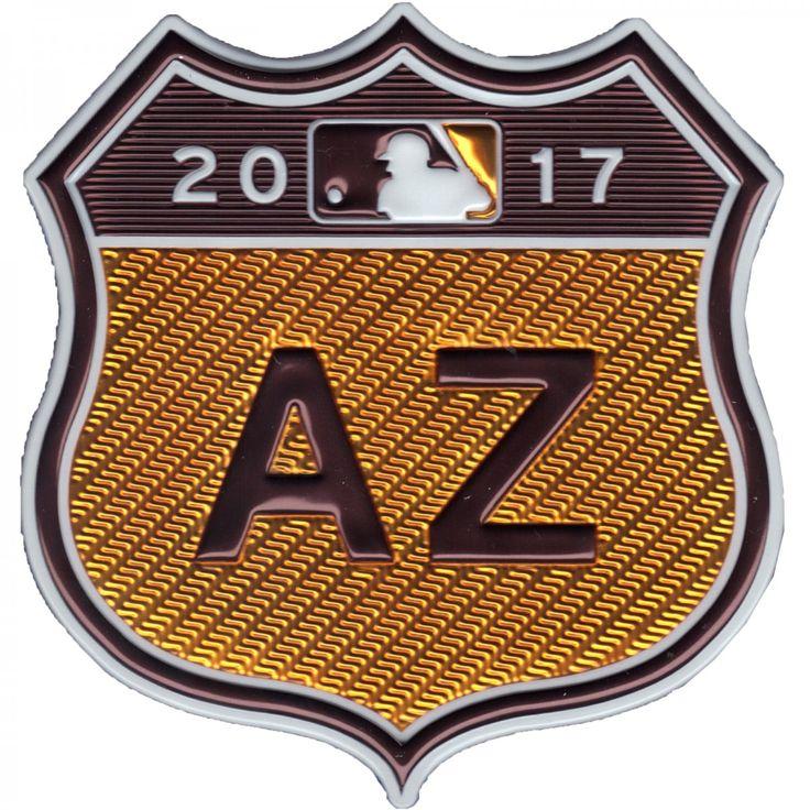 2017 MLB Spring Training Arizona Cactus League TPU Jersey Patch