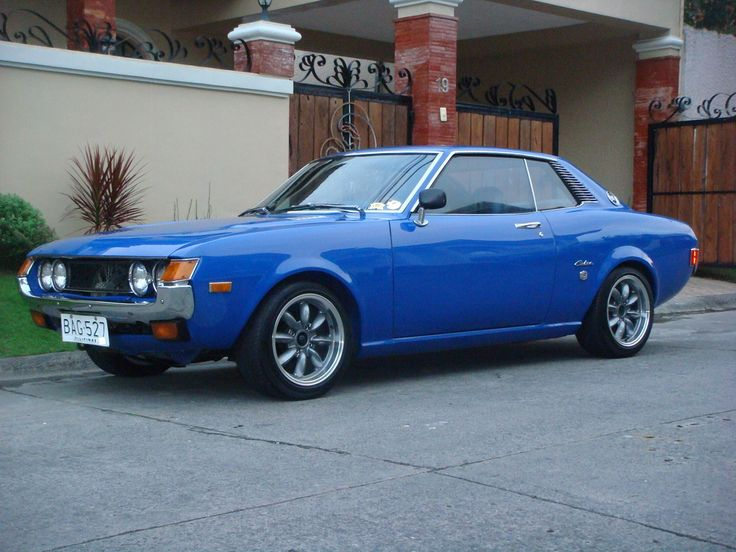 1000 Images About 1st Gen Toyota Celica On Pinterest