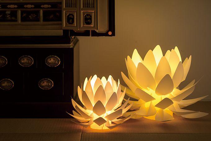 現代盆提灯(照明) | その他 | 神仏用ローソクの『カメヤマローソク』