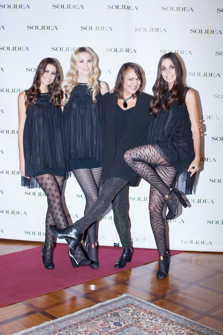 Evento di presentazione delle nuove calze: Margot, Karen e Savannah #events #milanofashionweek #mfw