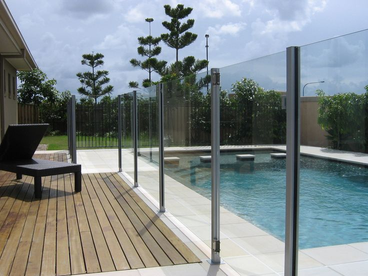 aluminum glass railing systems