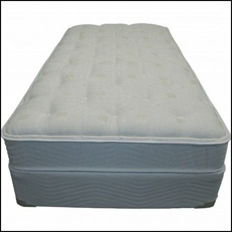 Full Size Mattress And Boxspring Set For