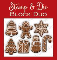 IoStamp - Cookie Block Stamp & Die