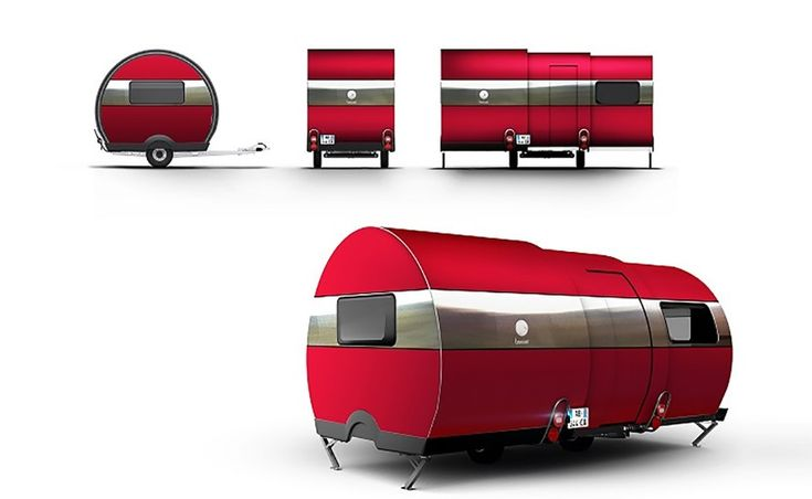 Beauer 3X camper telescopes to three times its original size in 20 seconds flat | Inhabitat - Green Design, Innovation, Architecture, Green Building