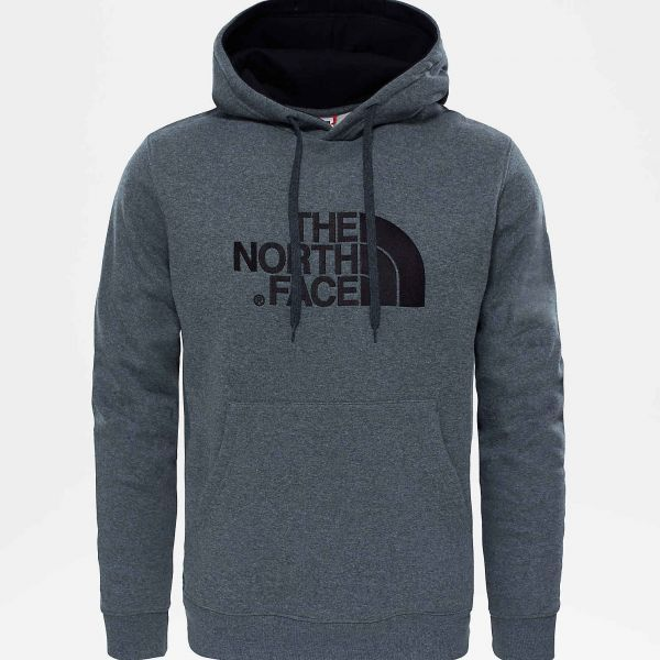 The North Face Drew peack Grey Black Sweat 2019 | Sweat