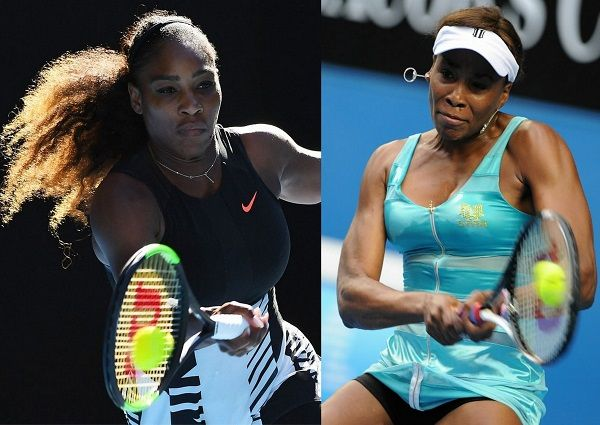 Watch live streaming of Serena Williams vs Venus Williams 2017 Australian Open final.. #AusOpen