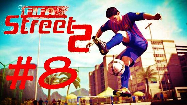 FIFA Street 2 / Gameplay #8