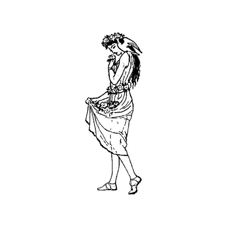 Polynesian Girl 477D