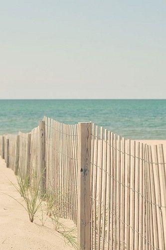 Beach ...
