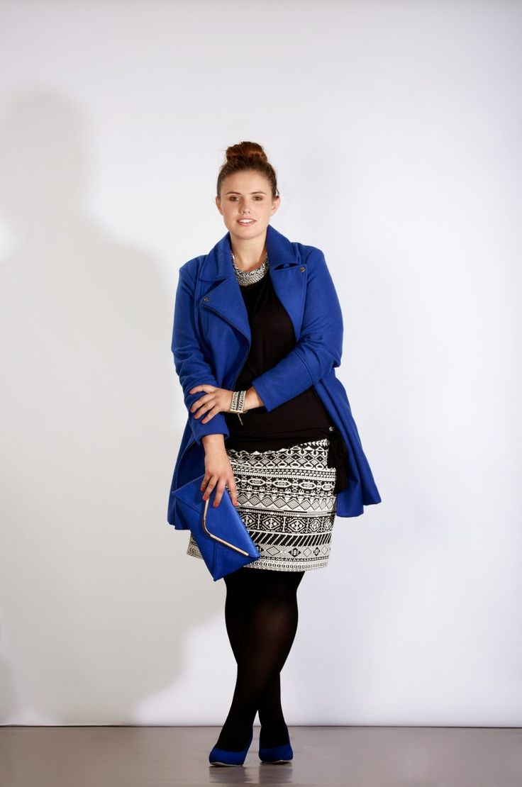 Plus Size Fashion - Kiabi (European Store: http://www.kiabi.be/fr )