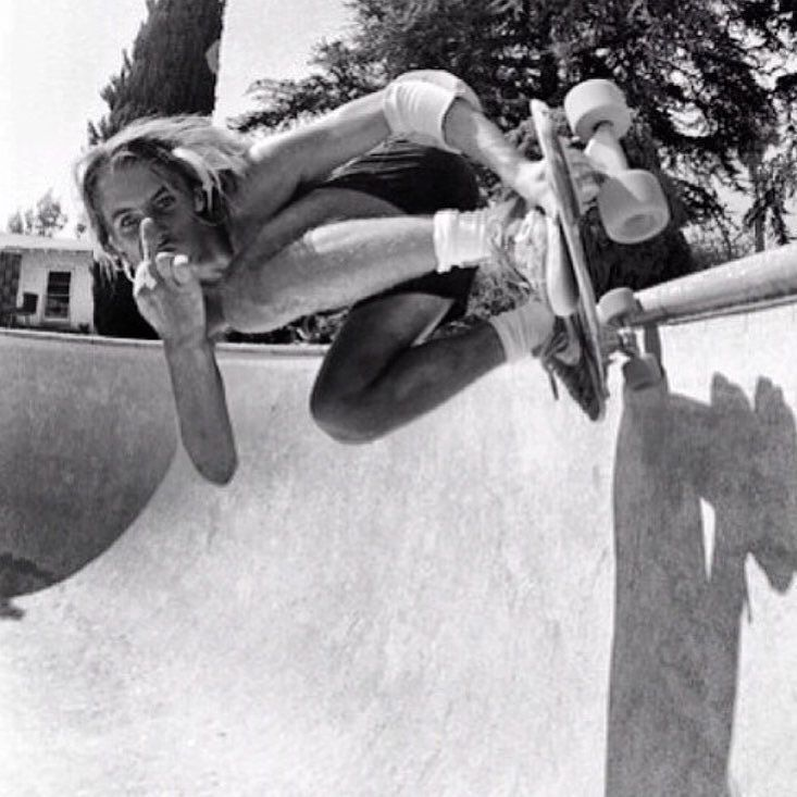 Jay Adams Zboys Dogtown Rip Bowl By Jack Cooper123 Jay Adams Lords Of Dogtown Skate Style
