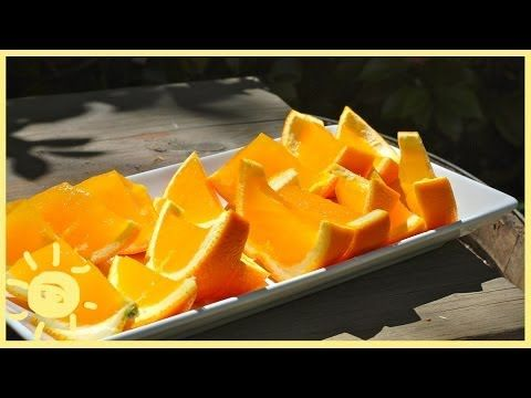 She Scoops Out These Oranges And Puts Them In The Oven, And The Result Has Me Wanting To Get Supplies!