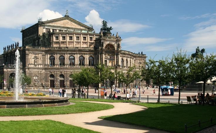 Semper Oper, Dresden
