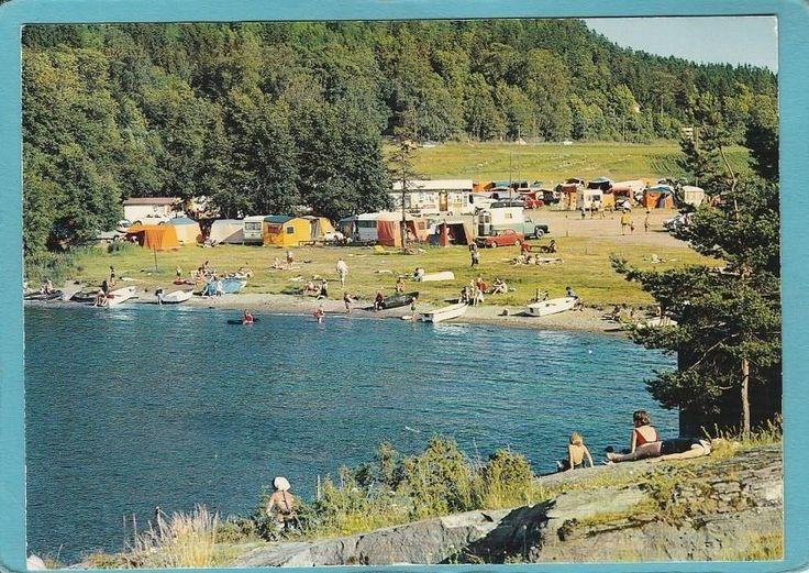 Nes Camping, Jeløya ved Moss