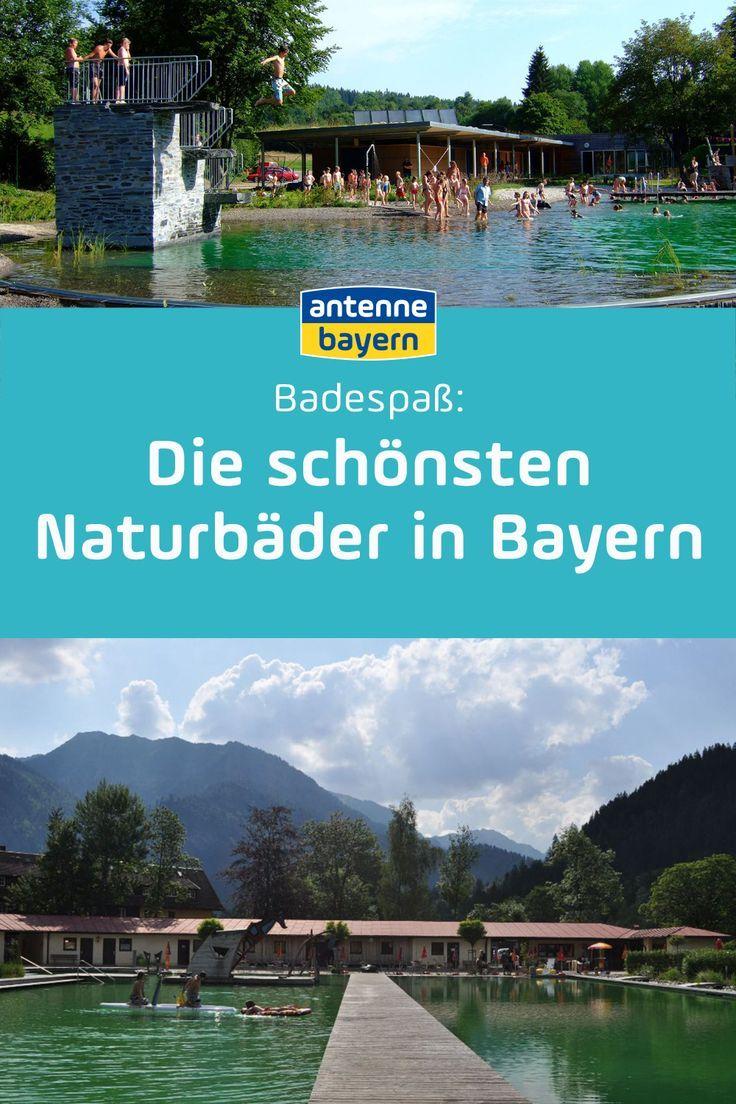 Die Schonsten Naturbader In Bayern Natur Bad Urlaub Reisen Reisen