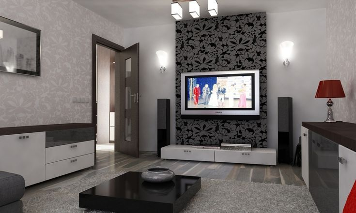 332 best ideen für wohnzimmer gestalten images on Pinterest - Wohnzimmer In Weis Und Braun