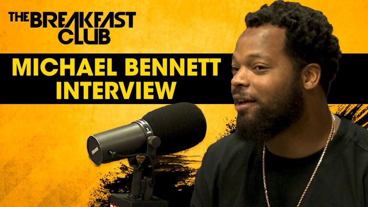 New post on Getmybuzzup- Michael Bennett On Colin Kaepernick Being Blackballed on The Breakfast Club- http://getmybuzzup.com/?p=762278- Please Share