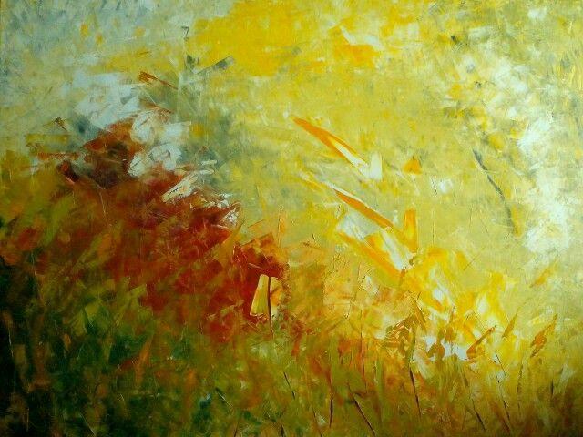 Acrílico sobre lienzo. 116 x 89 cm. 2015.