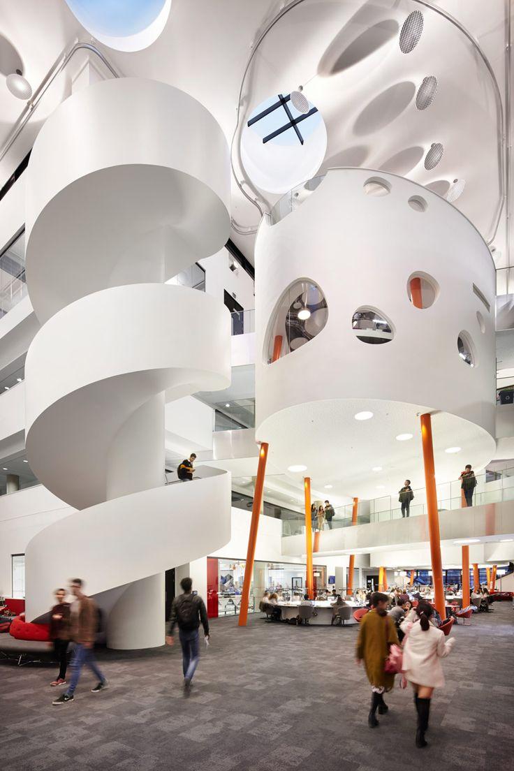 The university of sheffield by twelve architects - Sheffield school of interior design ...