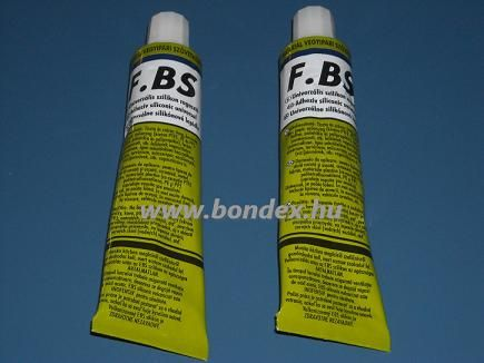 FBS szilikon ragasztó és tömítő 70 ml