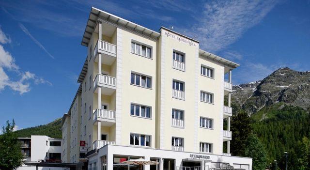 Hotel Laudinella - 3 Sterne #Hotel - CHF 82 - #Hotels #Schweiz #StMoritz http://www.justigo.ch/hotels/switzerland/st-moritz/laudinella_1127.html