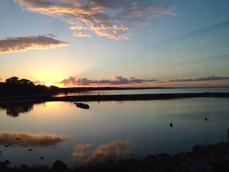 Sunset Kivik