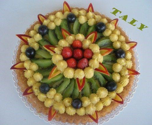 Californiana alla frutta