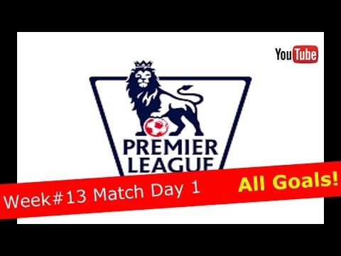 Premier League 16 17 EPL All Goals WEEK #13 October Liverpool Man City & more Premier League 16 17 EPL All Goals WEEK #13 October Liverpool Man City & more Watch Premier League All Goals - Goal HD EPL 16/17 Week 11 - All goals HD EPL 2016/2017 All goals Burnley FC Manchester City 1-2 Hull City AFC West Bromwich Albion 1-1 Leicester City Middlesbrough FC 2-2 Liverpool FC Sunderland AFC 2-0 Swansea City Crystal Palace Londyn 5-4 Chelsea Londyn Tottenham Londyn 2-1  Like comment and favourite…