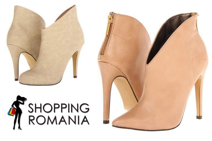 Pe SHOPPING ROMANIA #iarna vine cu super modele de #botine!  Le gasesti aici: http://www.shoppingromania.com/pantofi