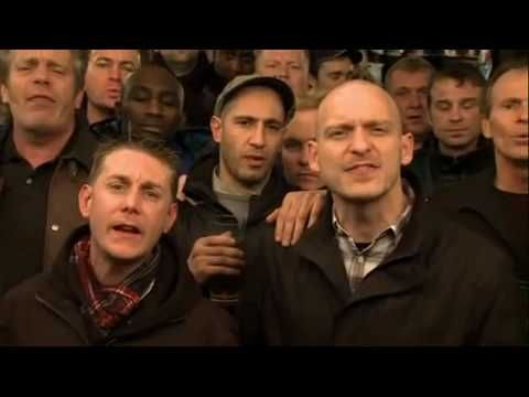 A funny commercial for Valentine's Day by PUMA football hooligans. The original song is I want stant with you - Savage Garden