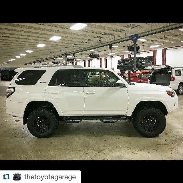 #Repost @thetoyotagarage #Toyota #Toyota4Runner #4Runner #TRD #TRD4x4 #Toyota4x4…