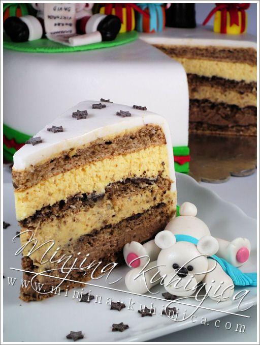 Interkontinental torta | Minjina Kuhinjica