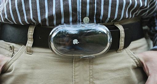 Muy masculino: cinturón-ratón-mac-5