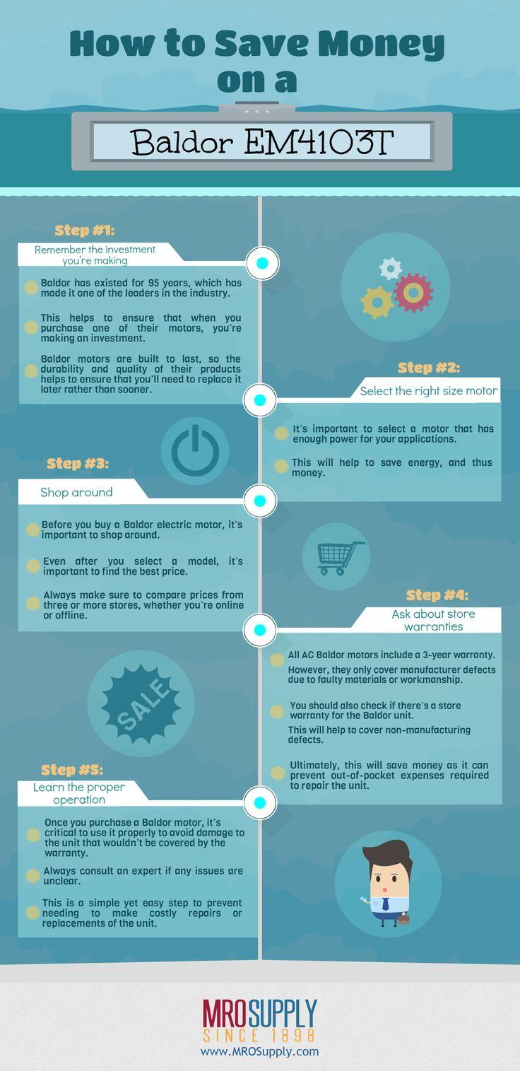 Best 11 Baldor EM4103T Infographics images on Pinterest | Purpose ...