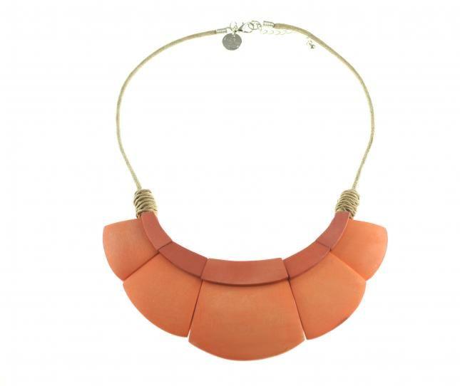 Caesar Necklace - Pumpkin Necklaces | Holiday Trading Co, Australia www.holidaydesign.com.au