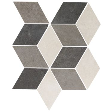 Rhombus Mosaic - Rhombus - Wall & Floor Tiles | Fired Earth
