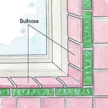 Edging Options Bathroom Pinterest Shower Window