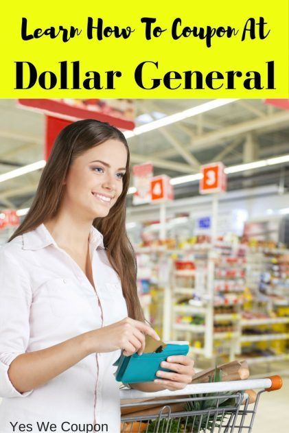 Learn How To Coupon At Dollar General with our detailed easy to follow couponing tips! Great for frugal living and easy extreme couponing!