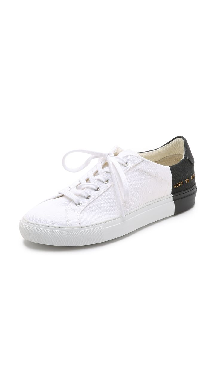 6397 6397 x Common Projects 系带运动鞋