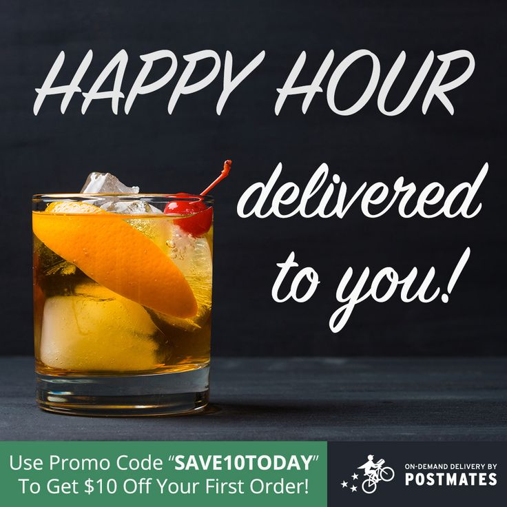Los Angeles residents, did you know Postmates delivers