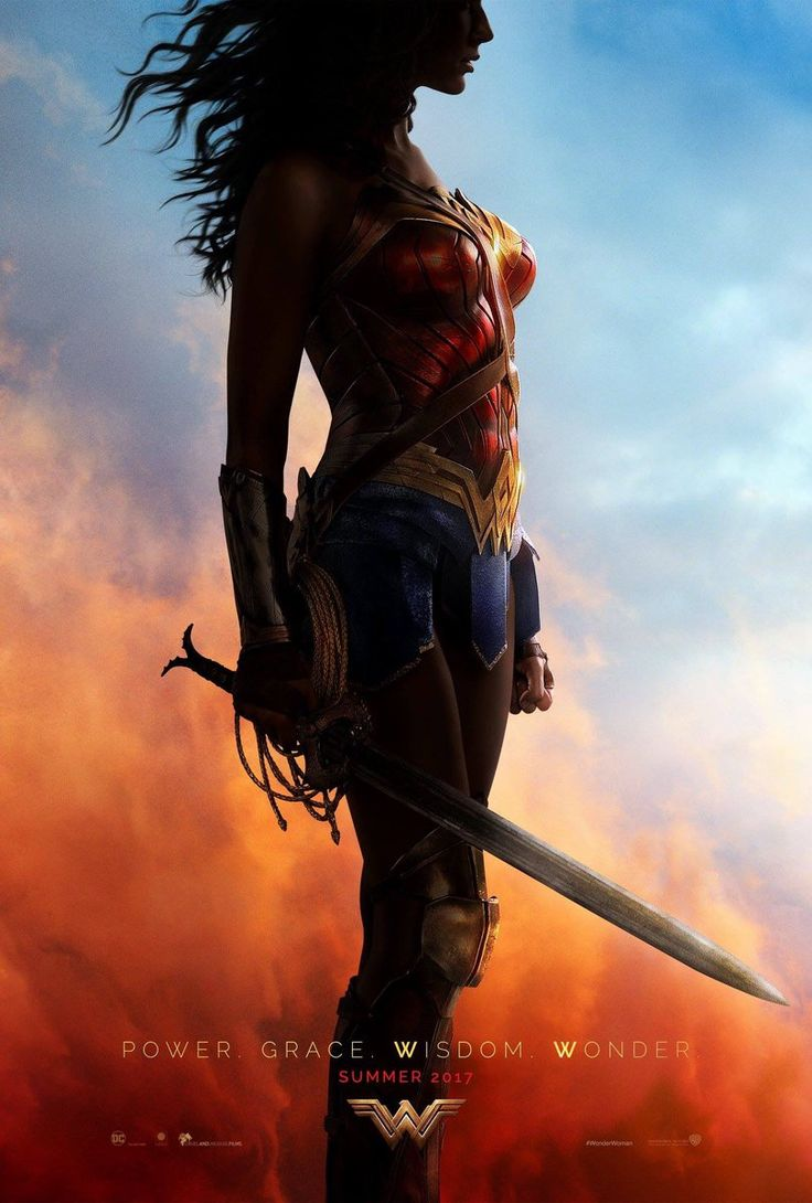 [Comic Con 2016] Bande annonce de Wonder Woman                                                                                                                                                                                 Plus
