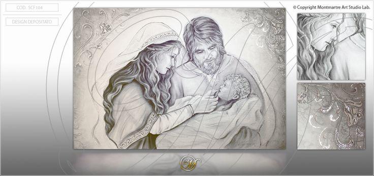 sacra famiglia stilizzata - Cerca con Google
