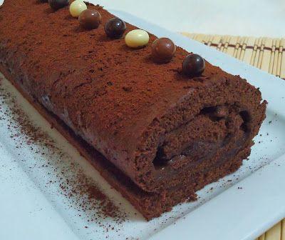 Birsel ve İrem: Kakaolu Rulo Pasta