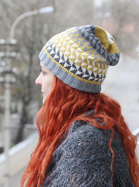Ravelry: VirginijaSan's Triangles
