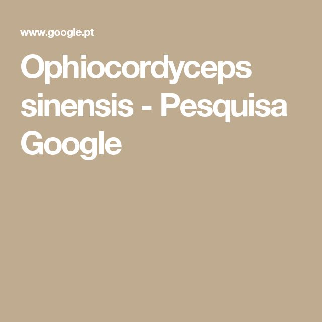 Ophiocordyceps sinensis - Pesquisa Google