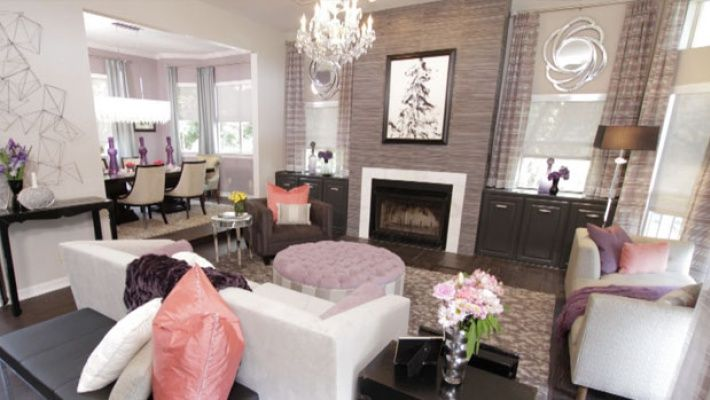 Property Brothers | so in Love this living room!!!! I need to make my own looking like this...